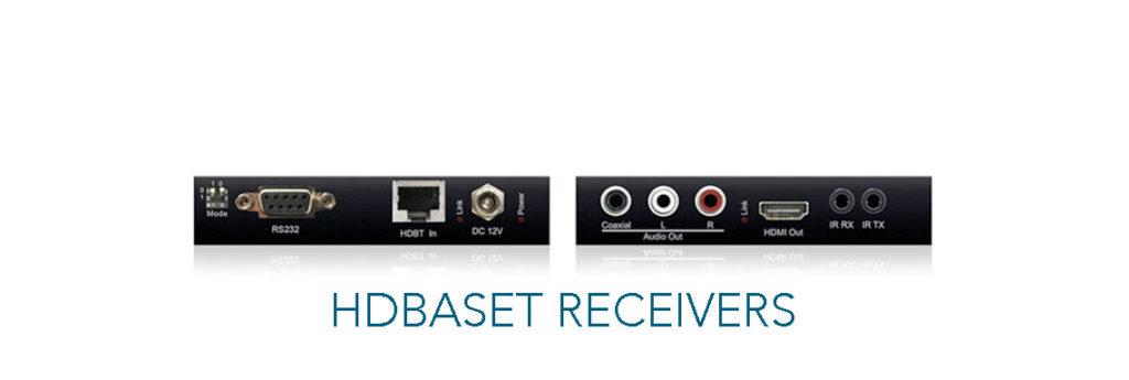 blustream HDBaseT receivers