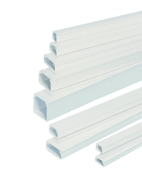 self adhesive trunking with various sizes