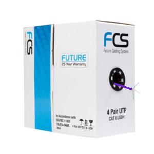 FCS Cat6 B2ca Cable