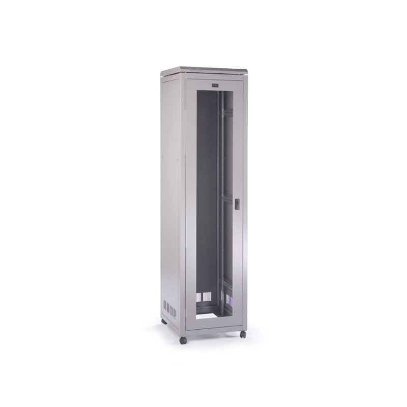 Prism Data Cabinet 600mm Wide with the door closed